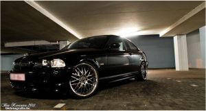 Nightshoot BMW E46 coupe by bekwa