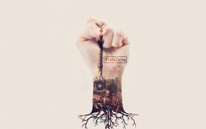 Fist  Double Exposure (1DMX) by giacko