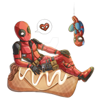 Chimichangas by Fufunha
