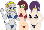 Mother's Of Rule 34 by They-Call-Me-Mac