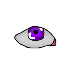 Another eye by strangetail