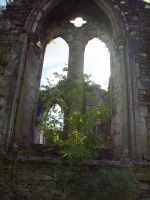 Abbey Ruins Stock 1 by Sequeena-stock