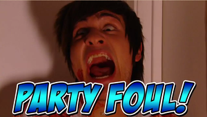 Party Foul - Smosh by NickyNintendo