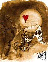 In Love with a Ghost by KimberlyPerez
