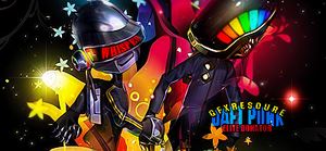 DAFTPUNK by whisper1375