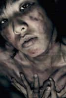 Abused - Lyssophobia by educatedfool89