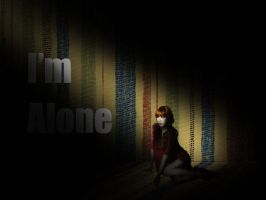 Tiffany- I'm alone! by mandana21