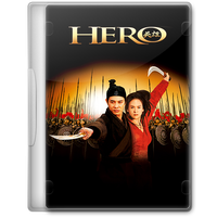 Hero (2002) Movie DVD Icon by A-Jaded-Smithy