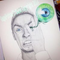 Jacksepticeye WIP by GagaPotterTribute