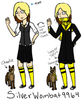 Pottermore Ref by RanebowStitches
