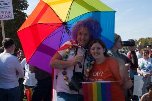March for Equality Photos 4 by BlueCheshireCat