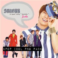 11 PNG's SHINee Magazine by JeshoJapan