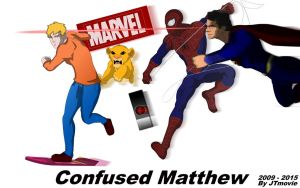 Confused Mathew 2009-2015 by JTmovie