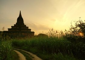 Magic   Bagan by CitizenFresh