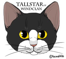 Tallstar of Windclan by Animalible