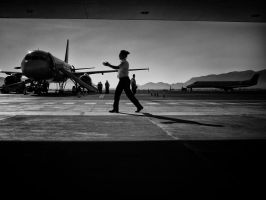 Runway View by PatrickMonnier