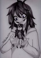 Jeff The Killer by asulina12