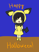Happy Halloween! by Sparkheart1