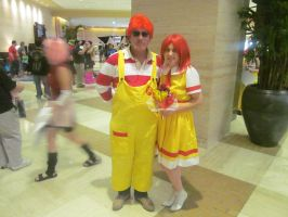 A-Kon '13 - McDonalds by TexConChaser