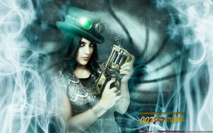 COSPLAY: 007 STEAMPUNK by CSuk-1T