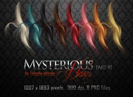 Mysterious HAIR part #1 by Trisste-stocks