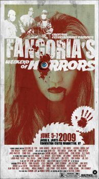Fangoria's Weekend of Horrors by QFSChris