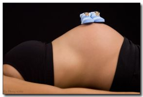 Ashley: Maternity 11 by ricmerry
