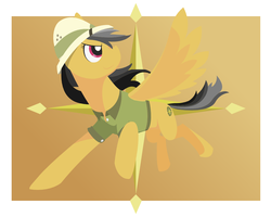 Daring Do by BlackStarAilen