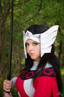 Lady Sif by BevanMaria