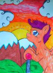 SCOOTALOO'S DREAM by FrostyVixen92252