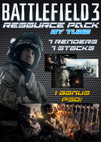 Battlefield 3 Resource Pack by TubZGN