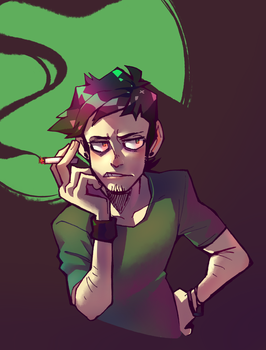 James by Krooked-Glasses
