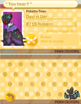 PKMN Crossing Application (Davi vi Der) by Dianamond