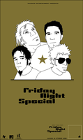 Friday Night Special - Poster by agentfive