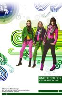 UNITED COLORS OF BENETTON by ronnyyax