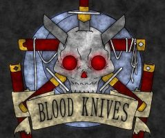 Blood Knives Jolly Roger by Greg-M