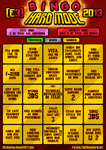 E3 2013 HARD MODE BINGO by McKnackus