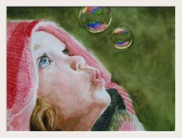 Bubbles by stahlberg