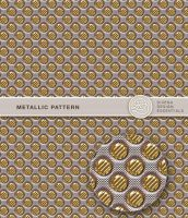 Metallic photoshop patterns by Divenadesign