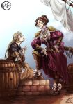 Mrs M. Project ~ Pirates AU by Calicot-ZC