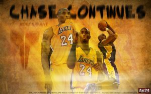 Kobe Bryant- Chase Continues by pllay1