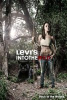 Levi's - In to the wild 2 by Ewrencik
