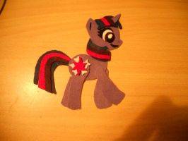 Felt Twilight cut-out by jrk08004