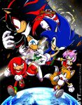 Sonic shadows commission by mayshing