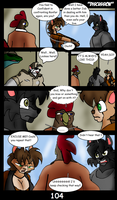 The Cats' 9 Lives! p104 by TheCiemgeCorner
