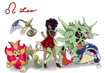Pokemon Trainer Leeta (Leo) by Call-Of-The-Indie
