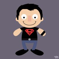 ADC: Superboy by striffle