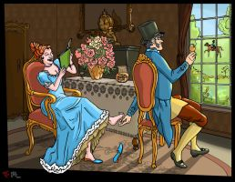 Tickling The Clergyman's Daughter by Fantasy-Play