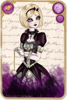 Beatrice Darkfall in Ever After High by Cromahi