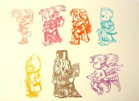 ff6 stamp -Vector side- by mukuuji